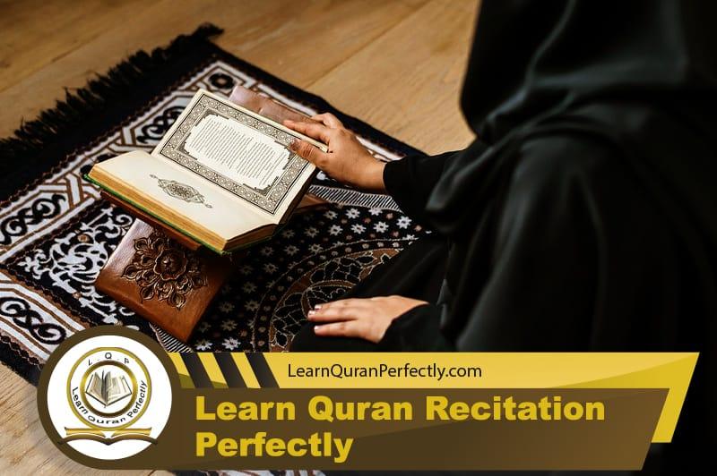 Learn Quran Recitation Perfectly - LQPI
